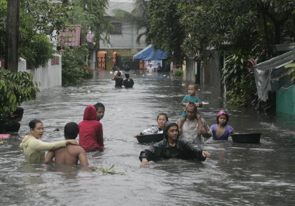 Наводнения в 2018 году по Нострадамусу