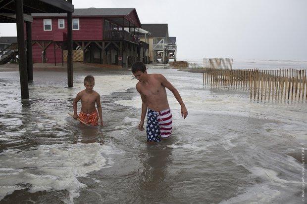 Ураганы и тайфуны в США в 2018 году