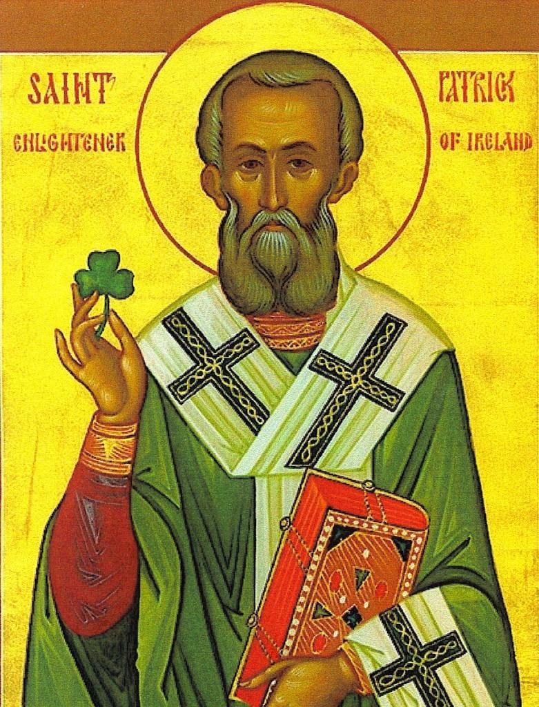 Святой Патрик
