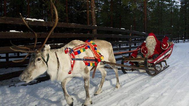 Финский новый год