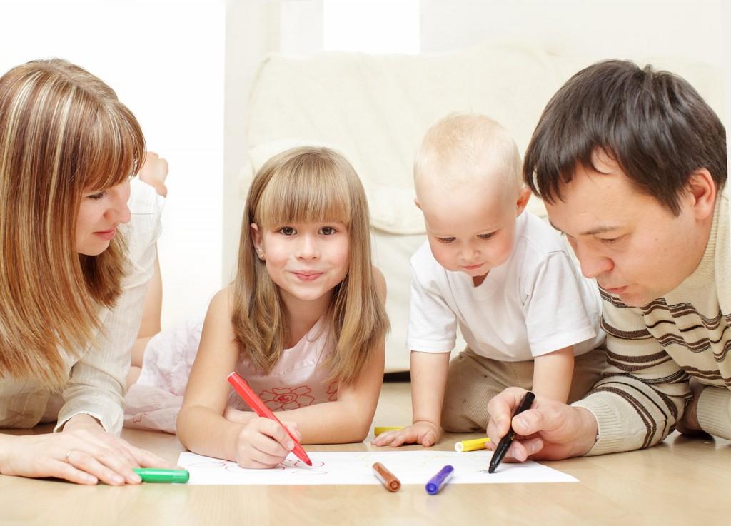 Семейный рисунок