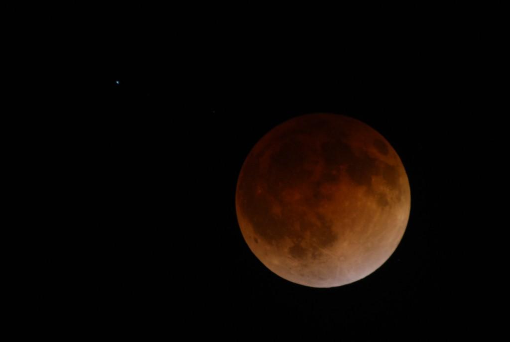полутеневые лунные затмения