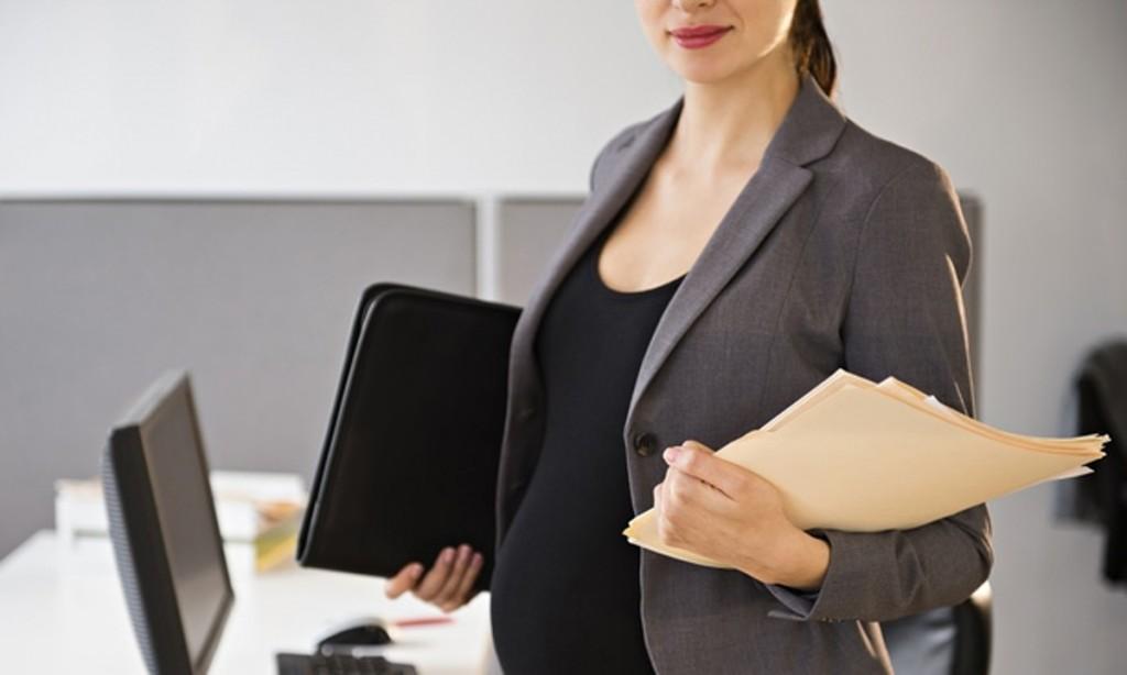 Беременный работник