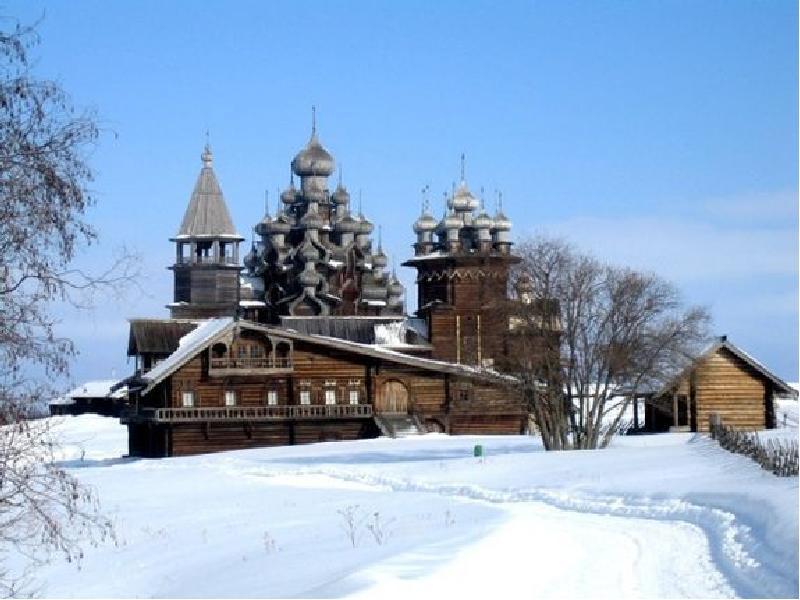 Красивейшие здания в Карелии