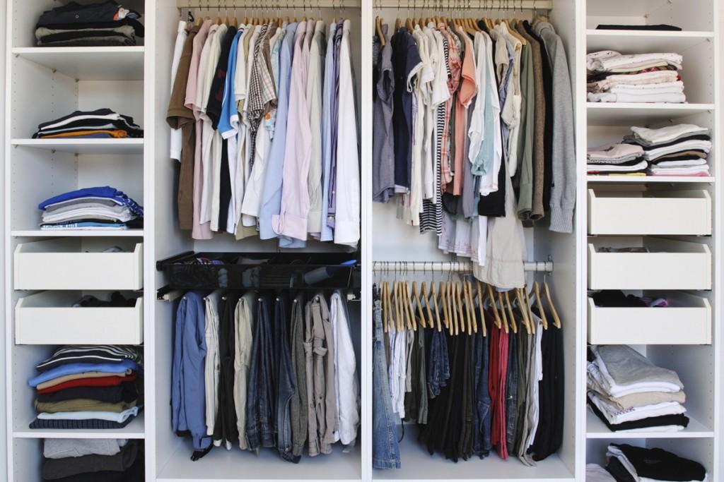 Смена гардероба