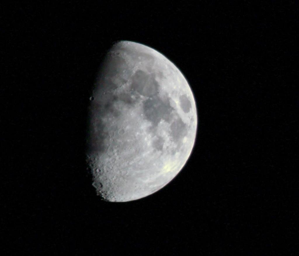 Вторая фаза луны в июне
