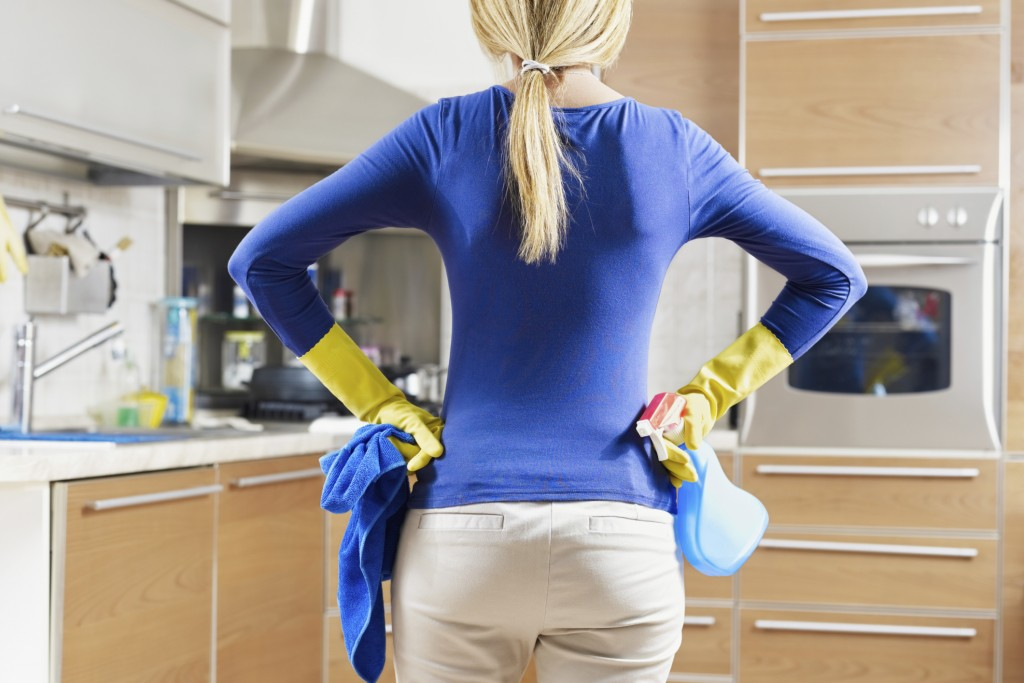Работа по дому