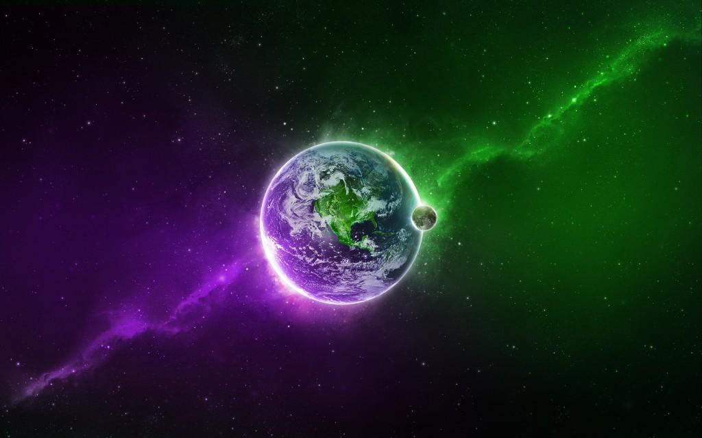Магнитная буря движется на Землю