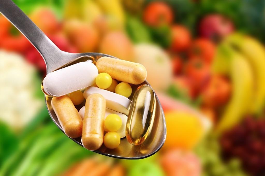 Ложка витаминов