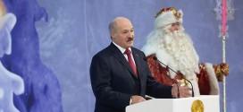 Встречаем Новый год 2022 в Белоруссии