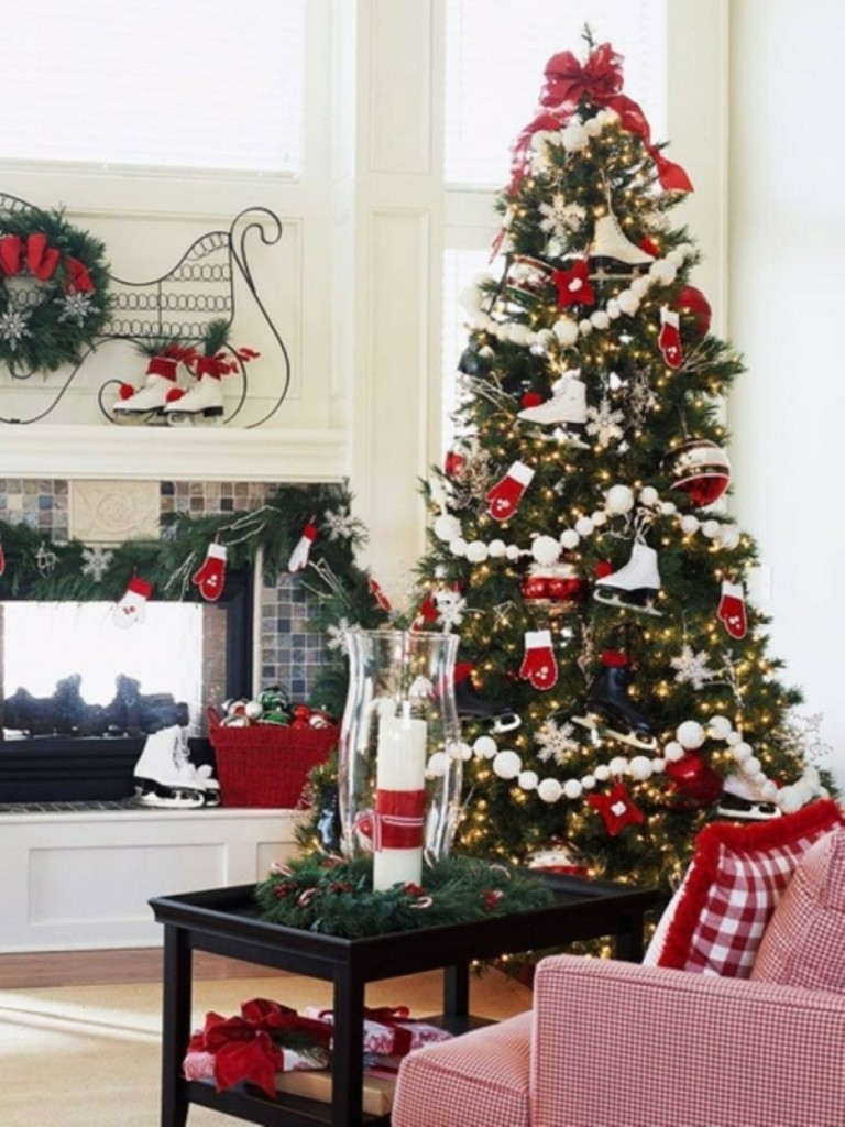 Традиционная елка