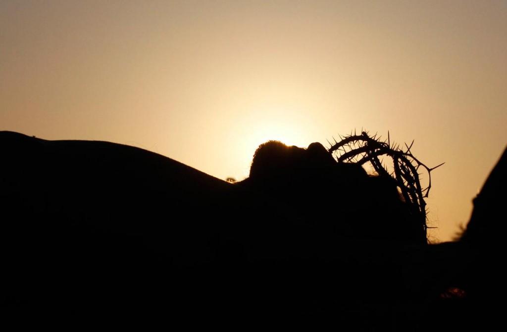 Иисус закат